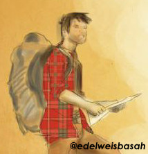Edelweis Basah